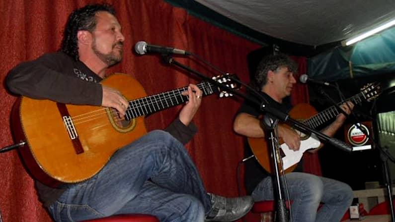 Tito Castro & Hugo Chamizo   Concierto en Vigo
