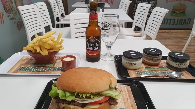 Carletto Vigo | Servicio de comida a domicilio