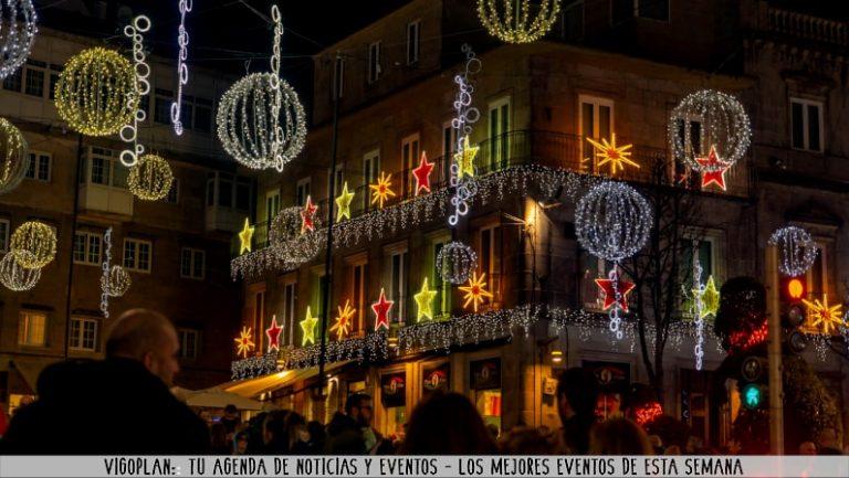 ¿Que hacer en Vigo? Eventos de inicio de Diciembre