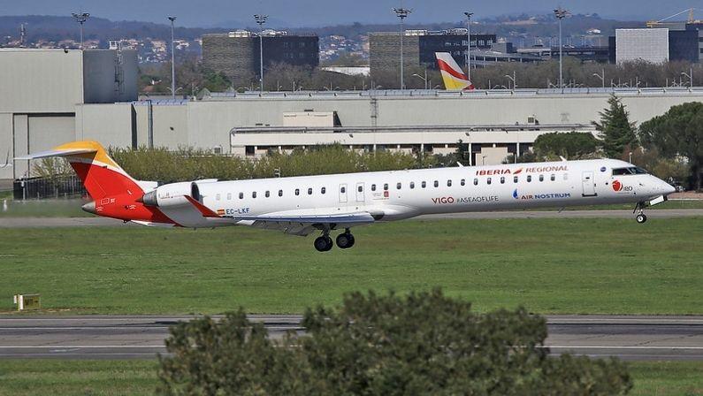 El aeropuerto de Vigo mejorará sus conexiones con Madrid este diciembre