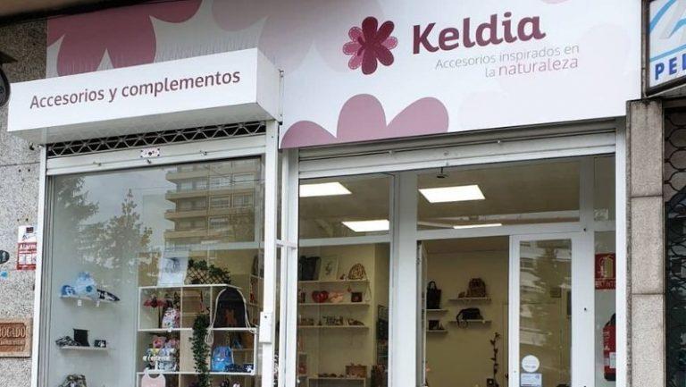Keldia abre nueva tienda en Vigo | Accesorios y complementos