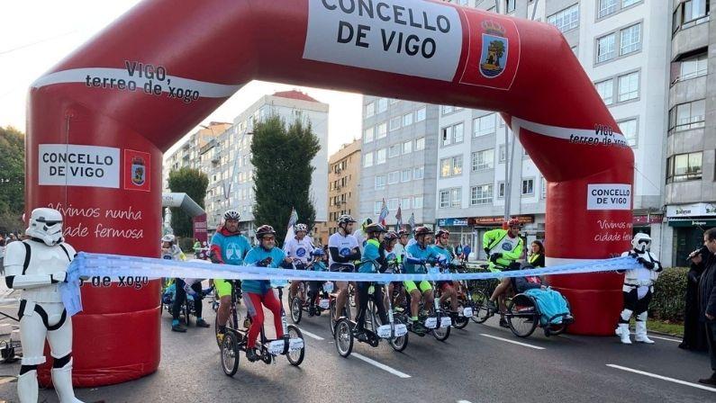 VIII Carrera de Vigo contra el Cáncer | Deporte Solidario
