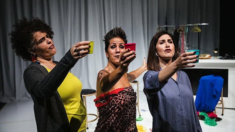 Lee más sobre el artículo Feminíssimas, Comedia Violeta en Vigo