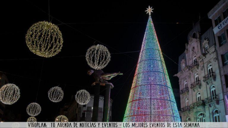 Agenda de Navidad en Vigo y su Área Metropolitana