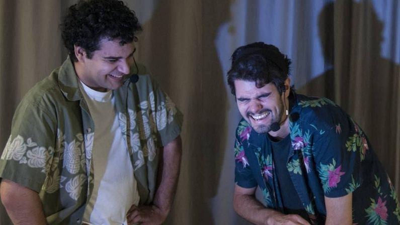 Non somos Carlos Blanco e Touriñán | Monólogo en Mos
