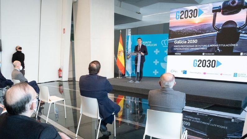 La Xunta de Galicia suspende la práctica del deporte federado
