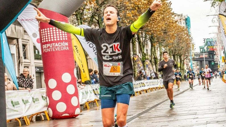 Rock Run Vigo| Carrera Media Maratón | Deporte en Vigo