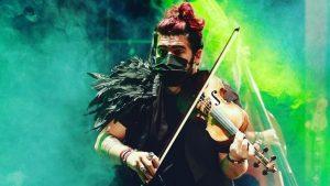 Vigoplan | Strad El Violinista Rebelde