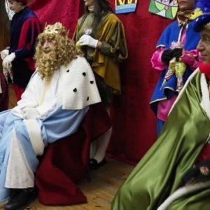 Vigoplan | Reyes Magos En Soutomaior