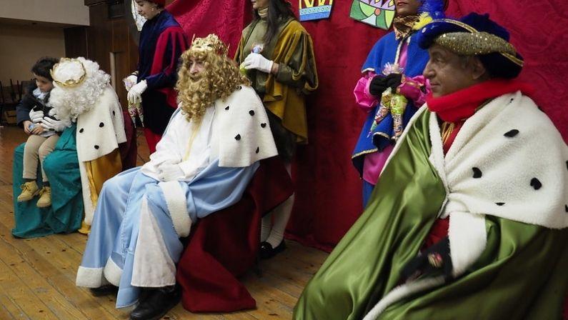Lee más sobre el artículo Los Reyes Magos en Soutomaior | Cabalgata itinerante