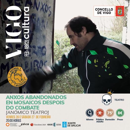 Vigoplan | Anxos Abandonados En Mosaicos Despois Do Combate
