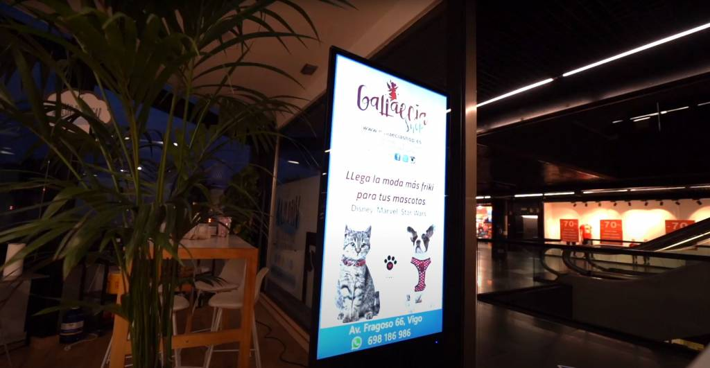 Vigoplan | Publicidad Centro Comercial A Laxe Vigo Plan