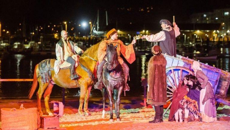 Lee más sobre el artículo Baiona celebrará este año la edición de la fiesta de la Arribada más especial