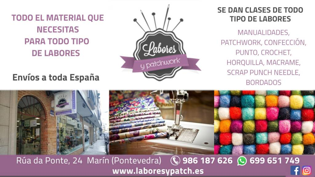 Vigoplan | Labores Y Patchwork