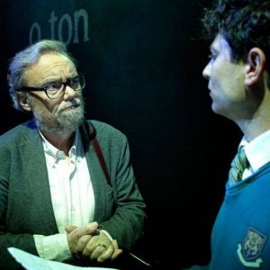 Vigoplan | O Mozo Da última Fila Pontevedra Teatro Min