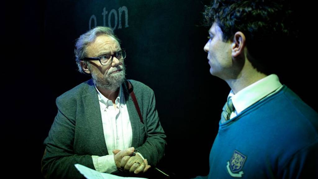 Vigoplan   O Mozo Da última Fila Pontevedra Teatro Min