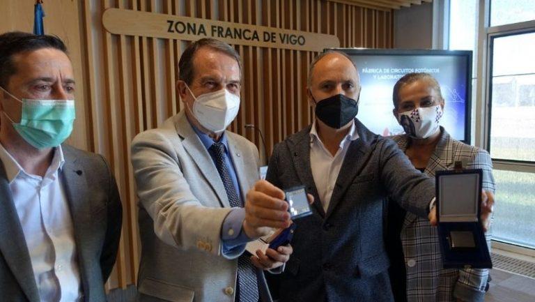 Vigo opta a fondos europeos para un laboratorio de investigación I+D