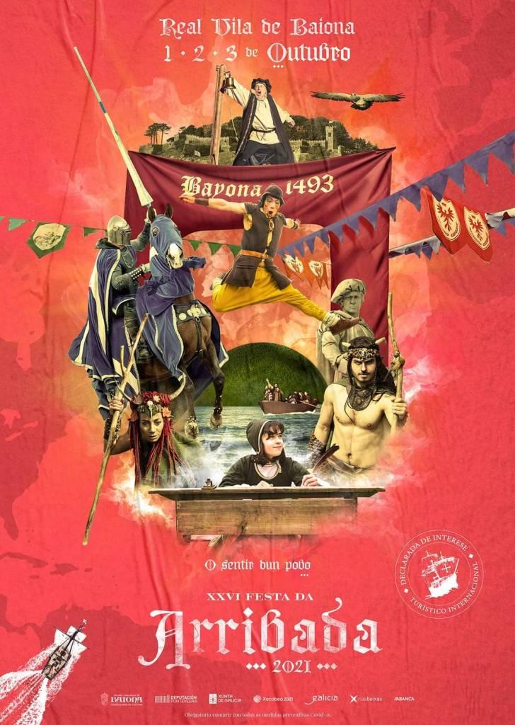 Vigoplan | Cartel De La Fiesta De La Arribada