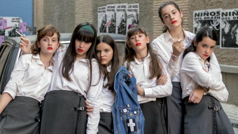 Lee más sobre el artículo Las niñas | Cineclub de Nigrán