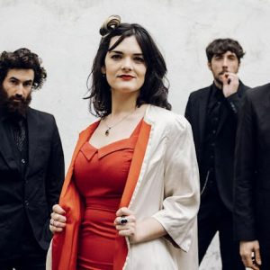 Vigoplan | Andhrea And The Black Cats En Cangas