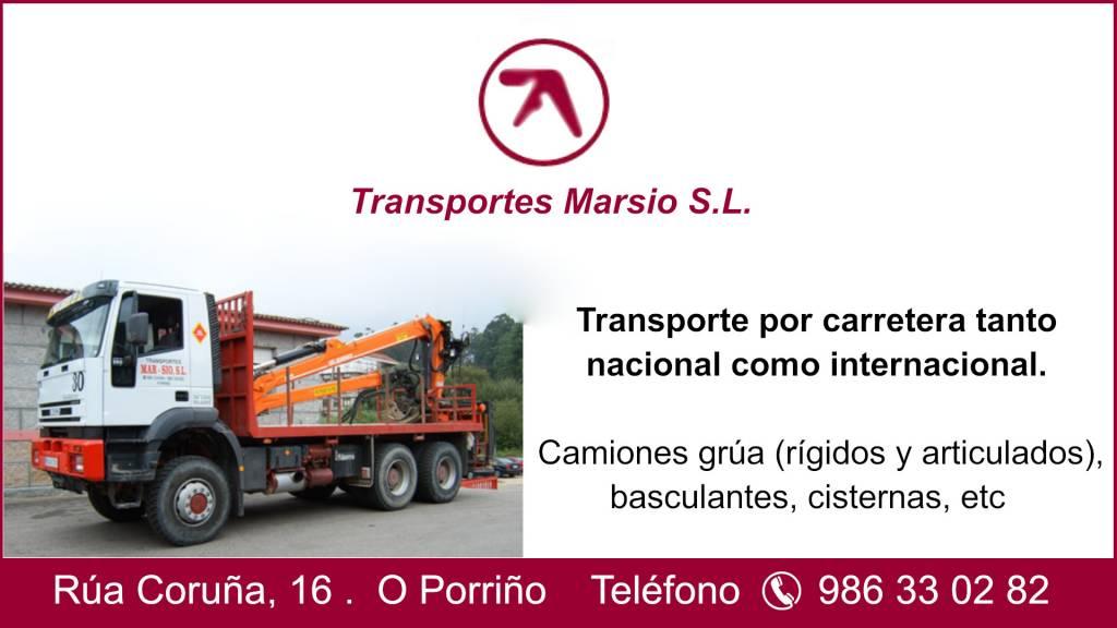 Vigoplan | Transportes Marsio