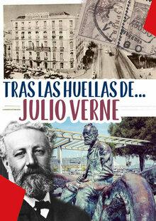 Vigoplan | Cartel Tras Las Huellas De Julio Verne
