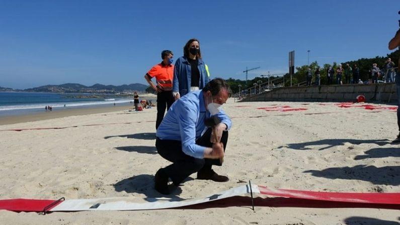 Vigoplan   Máxima Seguridad En Las Playas De Vigo Frente Al Covid 19