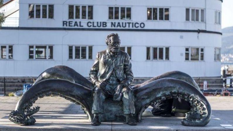 Vigoplan | Tras Las Huellas De Julio Verne | Ruta Por Vigo