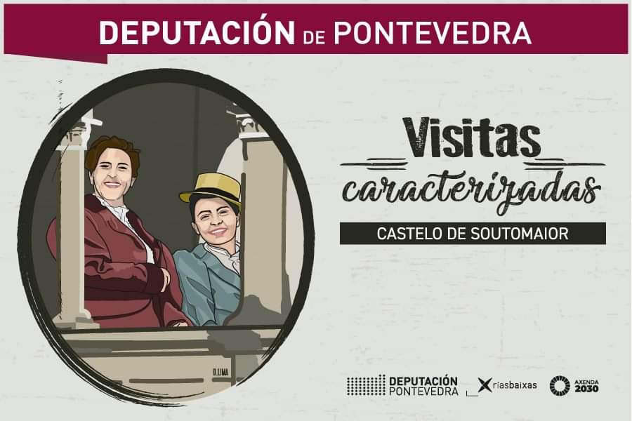 Vigoplan   Visitas Caracterizadas  Castelo De Soutomaior
