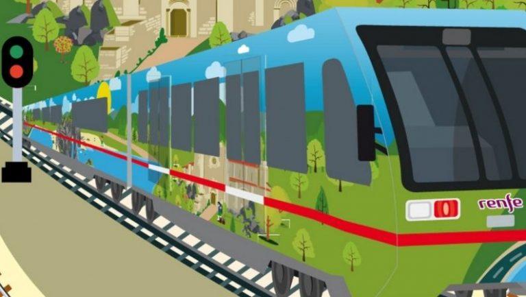 Vuelven los trenes turísticos para recorrer Galicia