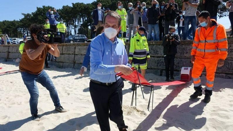 En este momento estás viendo Máxima seguridad en las playas de Vigo frente al covid-19