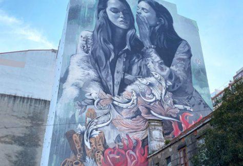 Vigoplan | Murales Vigo Street Art Vigo