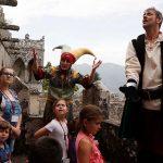 Visitas teatralizadas   Castelo de Soutomaior