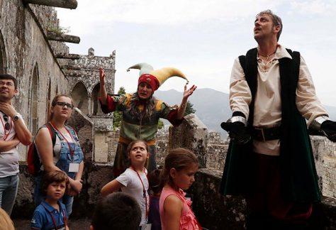 Vigoplan | Visitas Guiadas Castillo Soutomaior Compressed