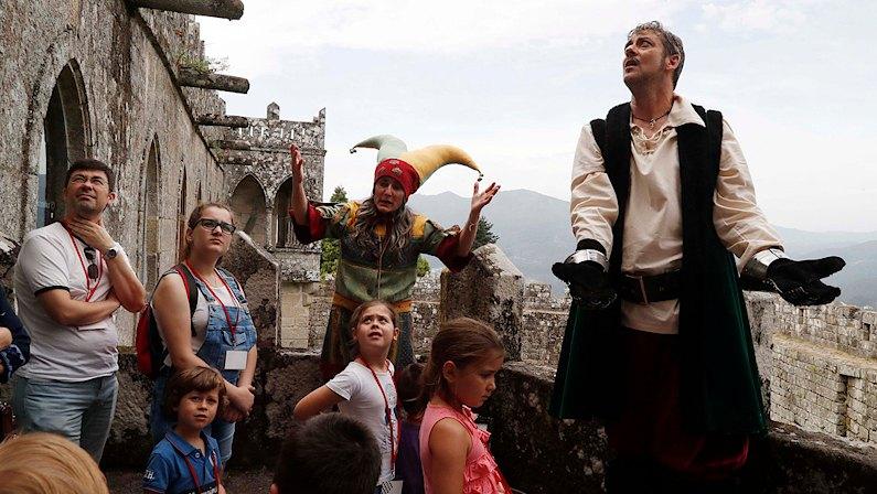 Vigoplan   Visitas Guiadas Castillo Soutomaior Compressed