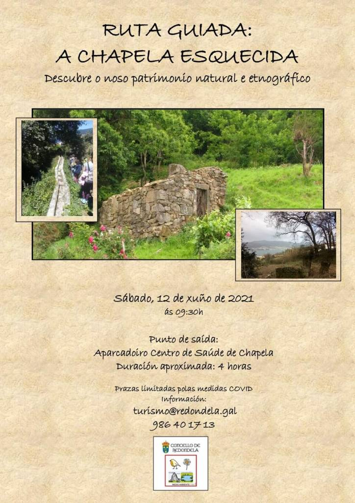 Vigoplan | A Chapela Esquecida | Ruta Turística Guiada