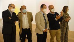 Vigoplan   A Mirada Acesa   Exposición En El Museo Marco