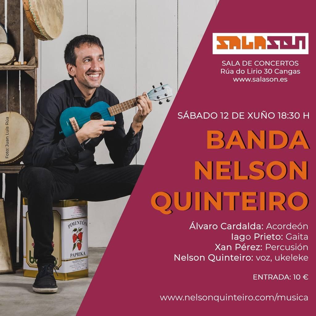 Vigoplan | Aupá Banda Nelson Quinteiro