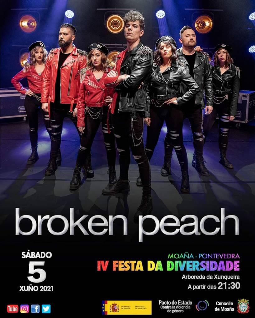 Vigoplan | Broken Peach En Concierto | Festa Da Diversidade