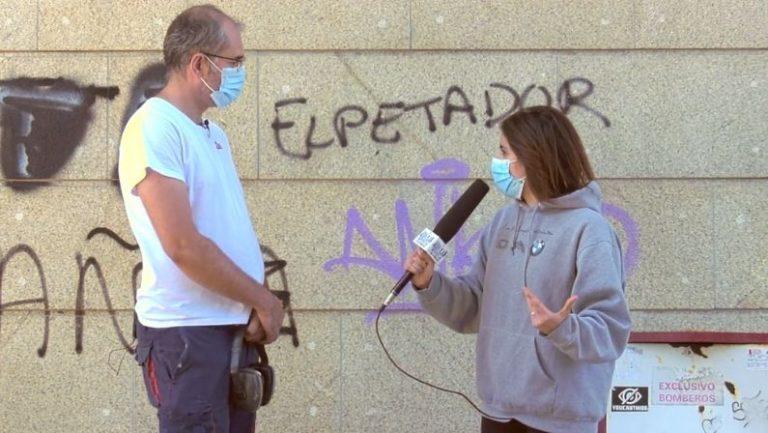 Clinarte | Limpieza de graffitis | Apoya al comercio local