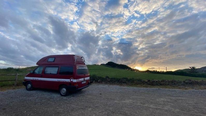 Furgo Camping, unas vacaciones diferentes