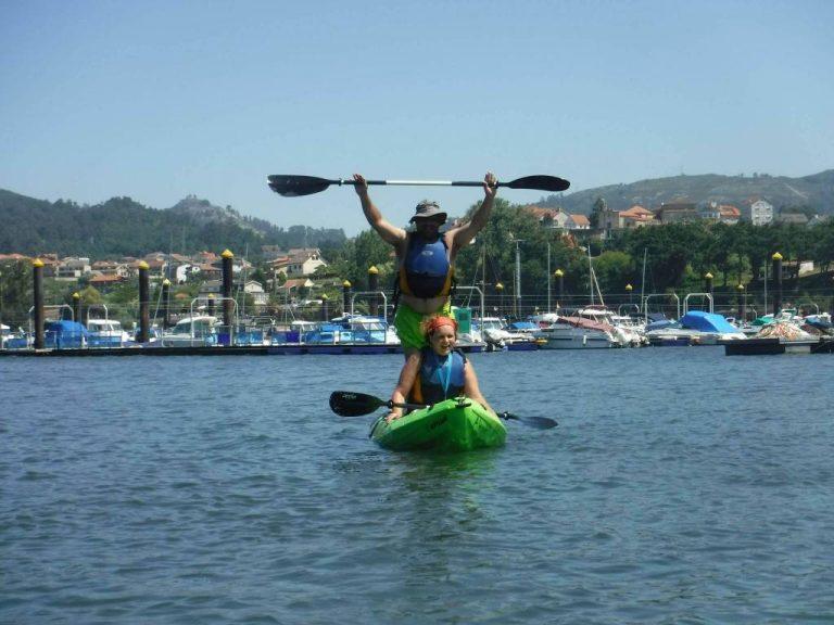 Paseos en Kayak de la mano de Alecrín | Actividades y aventura