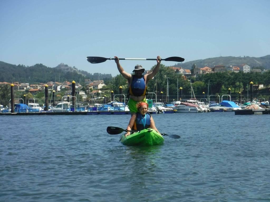 Paseos en Kayak de la mano de Alecrín   Actividades y aventura