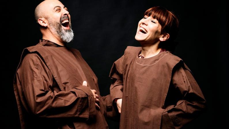 Lee más sobre el artículo Dous no Camiño | Teatro en O Porriño