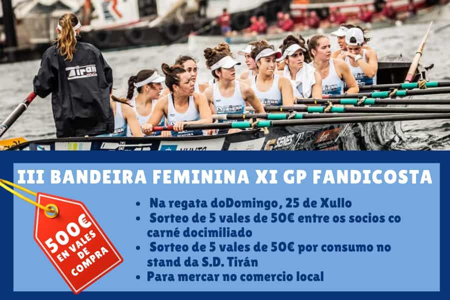 Vigoplan | Bandeira Feminina Xi Gp Fandicosta 2021