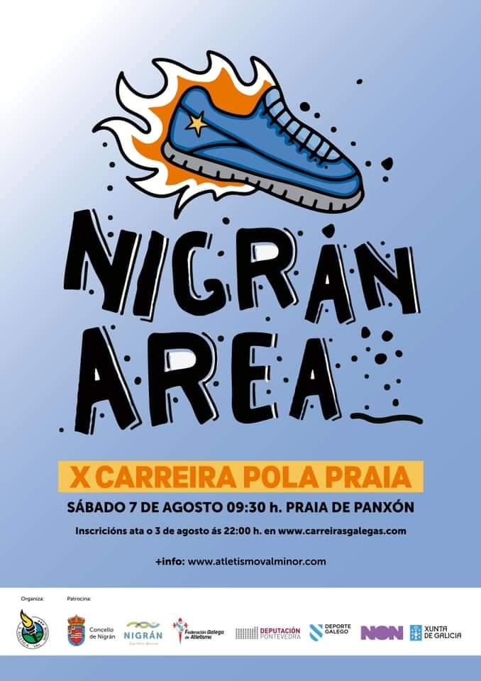 Vigoplan | Nigrán Area | X Carrera Por La Playa