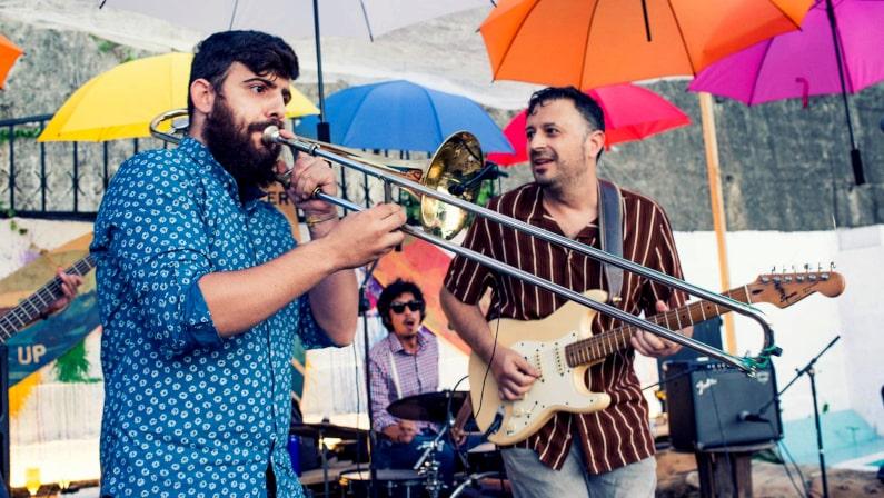 Lee más sobre el artículo The Olivic Blues Band | Concierto en Vigo | Vigo Comercio