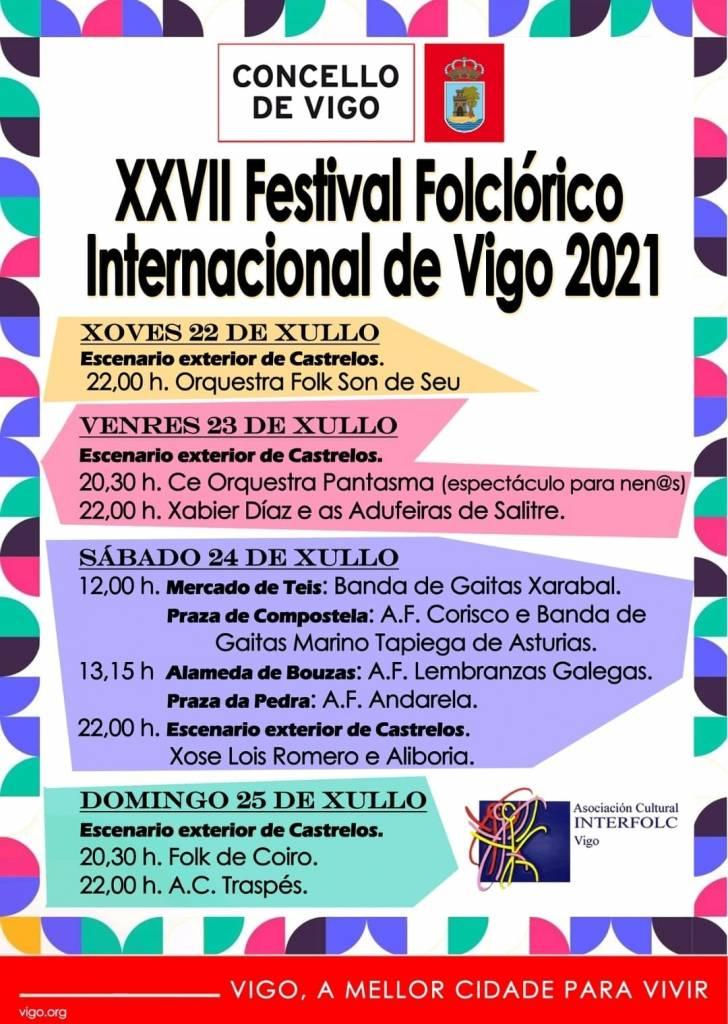 Vigoplan   Xxviii Festival Internacional De Folklore De Vigo