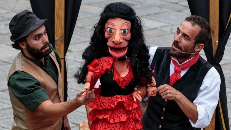 Lee más sobre el artículo Ghop! Circo Teatro en Soutomaior