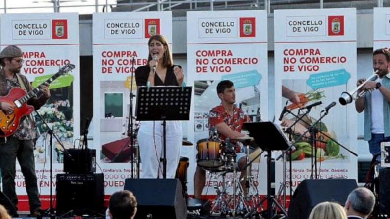 Lee más sobre el artículo Skara Jazz Quartet | Concierto en Vigo | Vigo Comercio